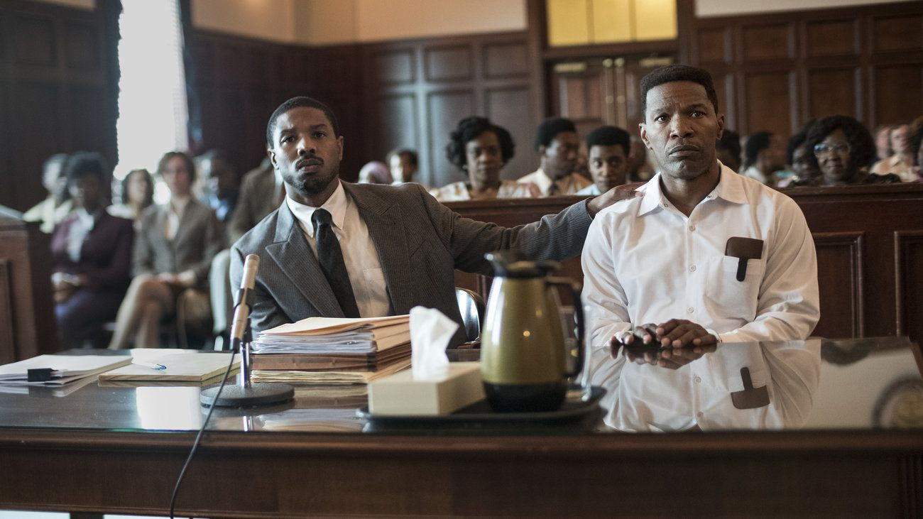 Just Mercy' Is Streaming for Free This Month to Educate Viewers on Systemic Racism | Smart News | Smithsonian Magazine