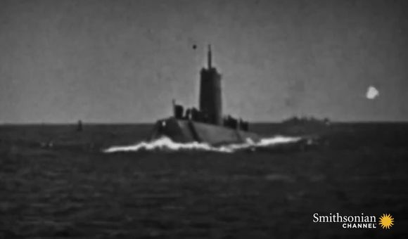 Preview thumbnail for video'Why the USSR's First Nuclear Submarine Was a Disaster