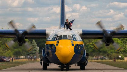 Fat Albert's Last Flight