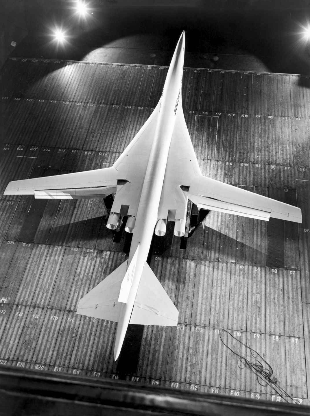 Boeing's supersonic