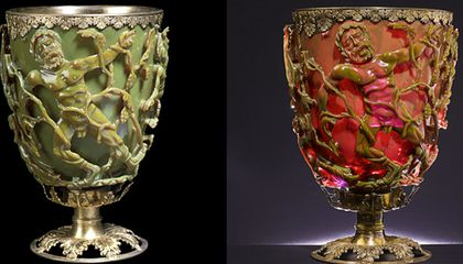 This 1,600-Year-Old Goblet Shows that the Romans Were Nanotechnology Pioneers