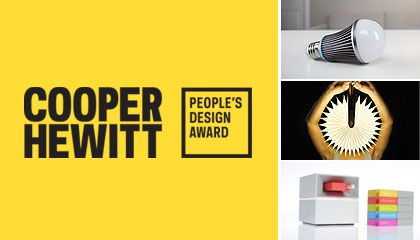 Vote for the Winner of the 2014 People's Design Award