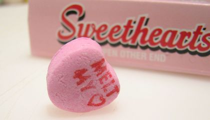 Image: Sweethearts candies won't be available this Valentine's Day
