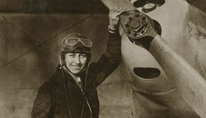 Amy Johnson's Excellent Adventure