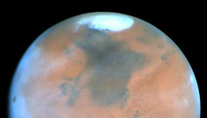 Mission to Mars: The Radiation Problem
