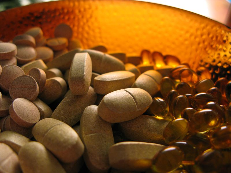 Five Vitamins and Supplements That Might Actually be Worth