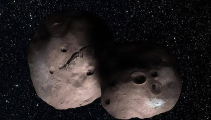 New Horizon's Next Target Is an Oddly Shaped Asteroid