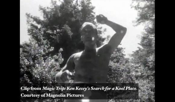 Preview thumbnail for video'Meet Neal Cassady as Dean Moriarty