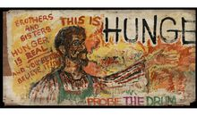 A Mural on View in the African American History Museum Recalls the Rise of Resurrection City