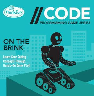Preview thumbnail for 'Coding Board Game: On The Brink