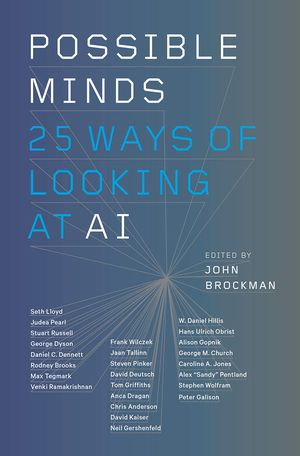 Preview thumbnail for video 'Possible Minds: 25 Ways of Looking at AI
