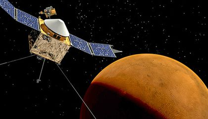 How Did Mars Become the Red Planet?