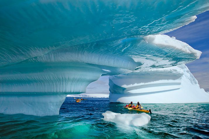 The wild extremes of antarctica travel smithsonian for Can you visit antarctica