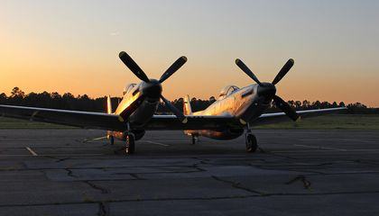 A Double-Headed Mustang Flies Again | Flight Today | Air & Space
