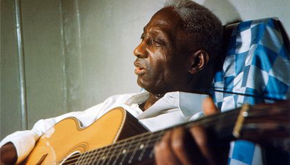 The Incomparable Legacy of Lead Belly