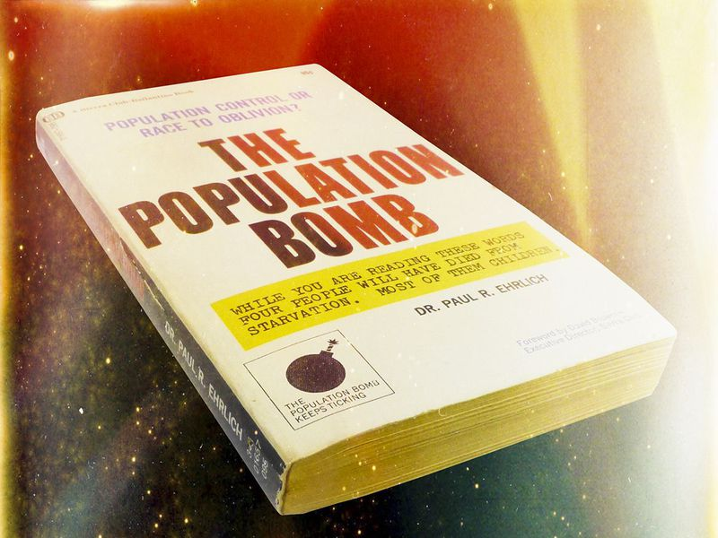 The Book That Incited a Worldwide Fear of Overpopulation