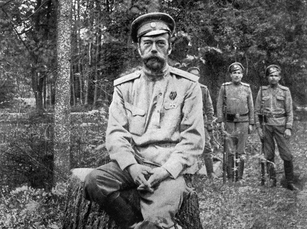 The Abdication of Nicholas II Left Russia Without a Czar for the First Time  in 300 Years | History | Smithsonian Magazine
