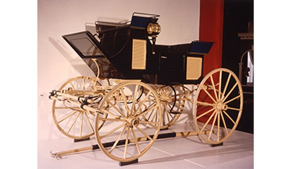 Grant's Horse-Drawn Carriage