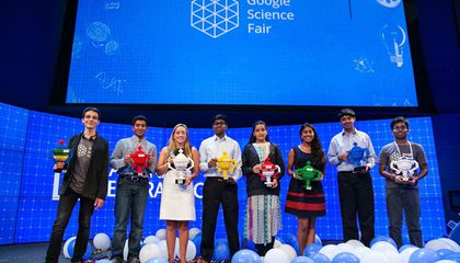 Google Thinks These 20 Teenagers Could Change Our World for the Better