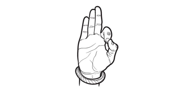 The Secret Language of Hands in Indian Iconography | Travel