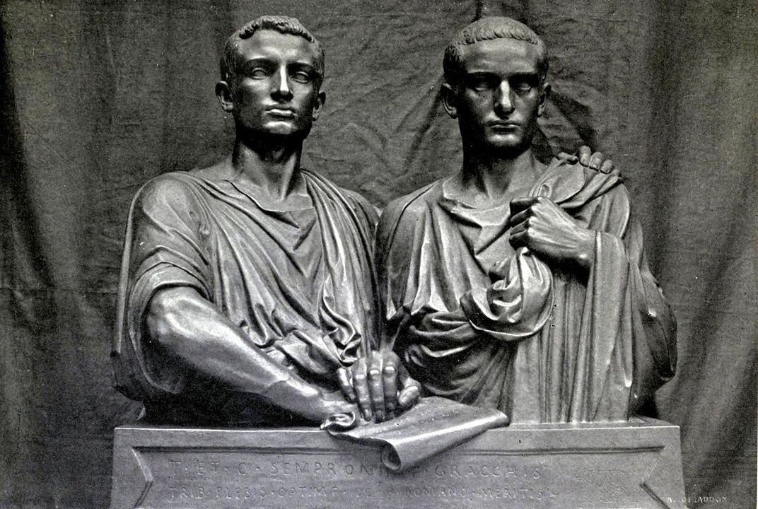 Lessons in the Decline of Democracy From the Ruined Roman Republic