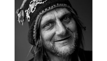 These Stirring Portraits Put a Face on Homelessness