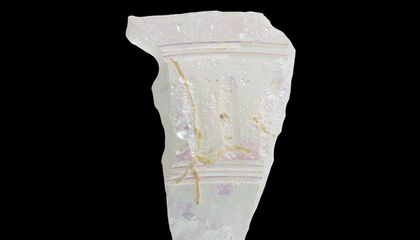 Ancient Rome's Finest Glass Was Actually Made in Egypt