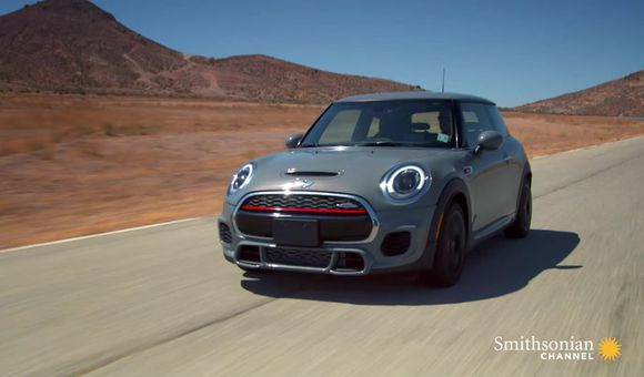 Preview thumbnail for video'This Is How MINI JCW Turbo Engines Are Built