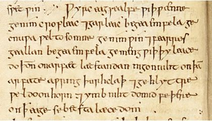 Medieval Medical Books Could Hold the Recipe for New Antibiotics