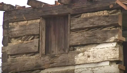 18th-Century Log Cabin Discovered Beneath Condemned Pennsylvania Bar