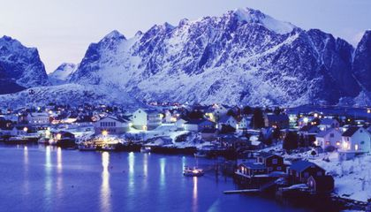 Who Goes to Norway in February?