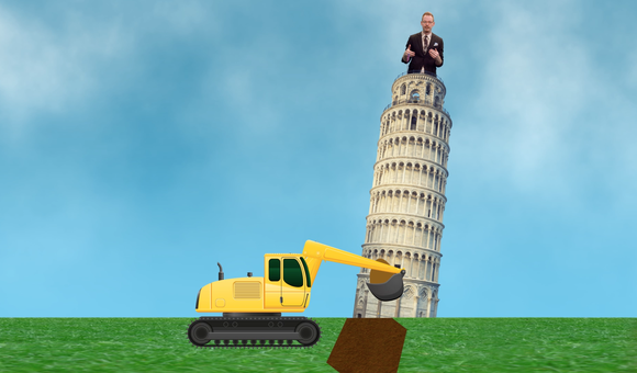 Preview thumbnail for video'Ask Smithsonian: When Will the Leaning Tower of Pisa Topple?