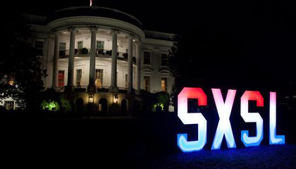 Here's What You Missed At the White House's First-Ever South By South Lawn Festival