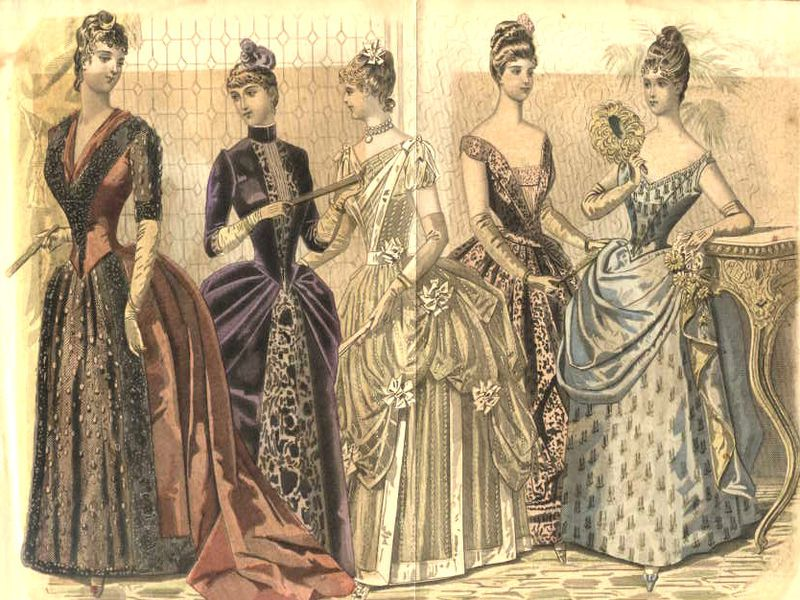 How Tuberculosis Shaped Victorian Fashion  1193edb13