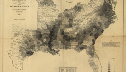 These Maps Reveal How Slavery Expanded Across the United ...