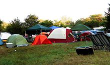 Camping in Concert