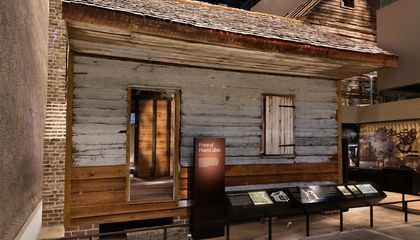 This South Carolina Cabin Is Now a Crown Jewel in the Smithsonian Collections