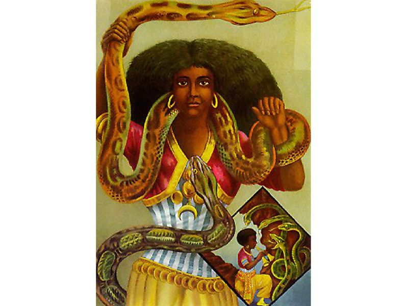 Image result for mami wata