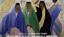 This Museum Tour Is the Perfect Guide to Celebrating Women's History in Style