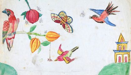 "See the Doodles Darwin's Children Made in His ""On the Origin of Species"" Manuscript"