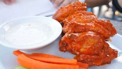 A Brief History of the Buffalo Chicken Wing