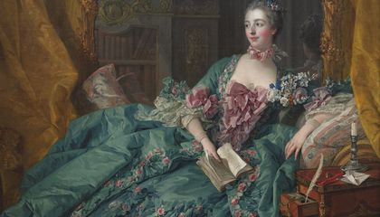 Madame de Pompadour Was Far More Than a 'Mistress'