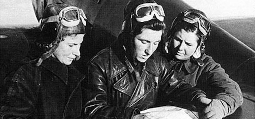 Caption: The True Story of Soviet Pilot Yekaterina Budanova