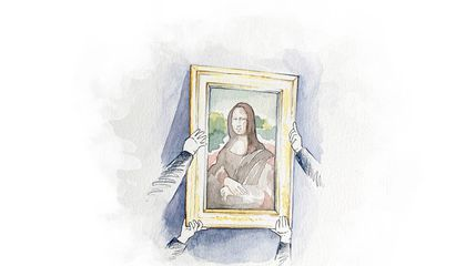 How You Could Be One of the Only People in the Room With the 'Mona Lisa'