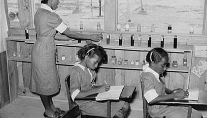 Picture of the Week—Alabama Science Class, 1939