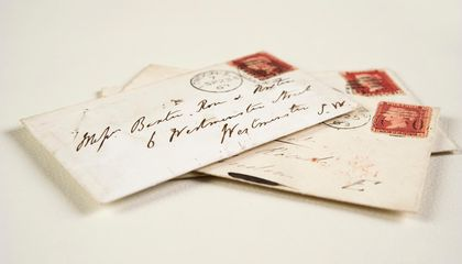 A Letter About Darwin's Belief in God Just Sold for Nearly $200,000