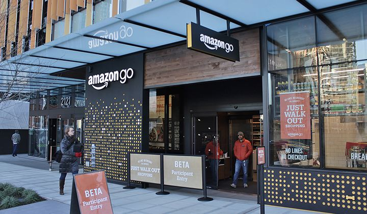 Five Things You Need to Know About Amazon Go