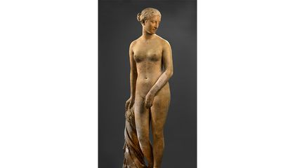 "The Scandalous Story Behind the Provocative 19th-Century Sculpture ""Greek Slave"""