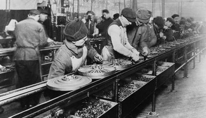 One Hundred and Three Years Ago Today, Henry Ford Introduced the Assembly Line: His Workers Hated It