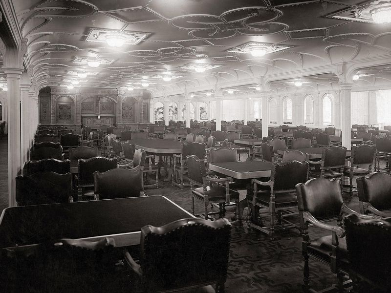Titanic Dining Room